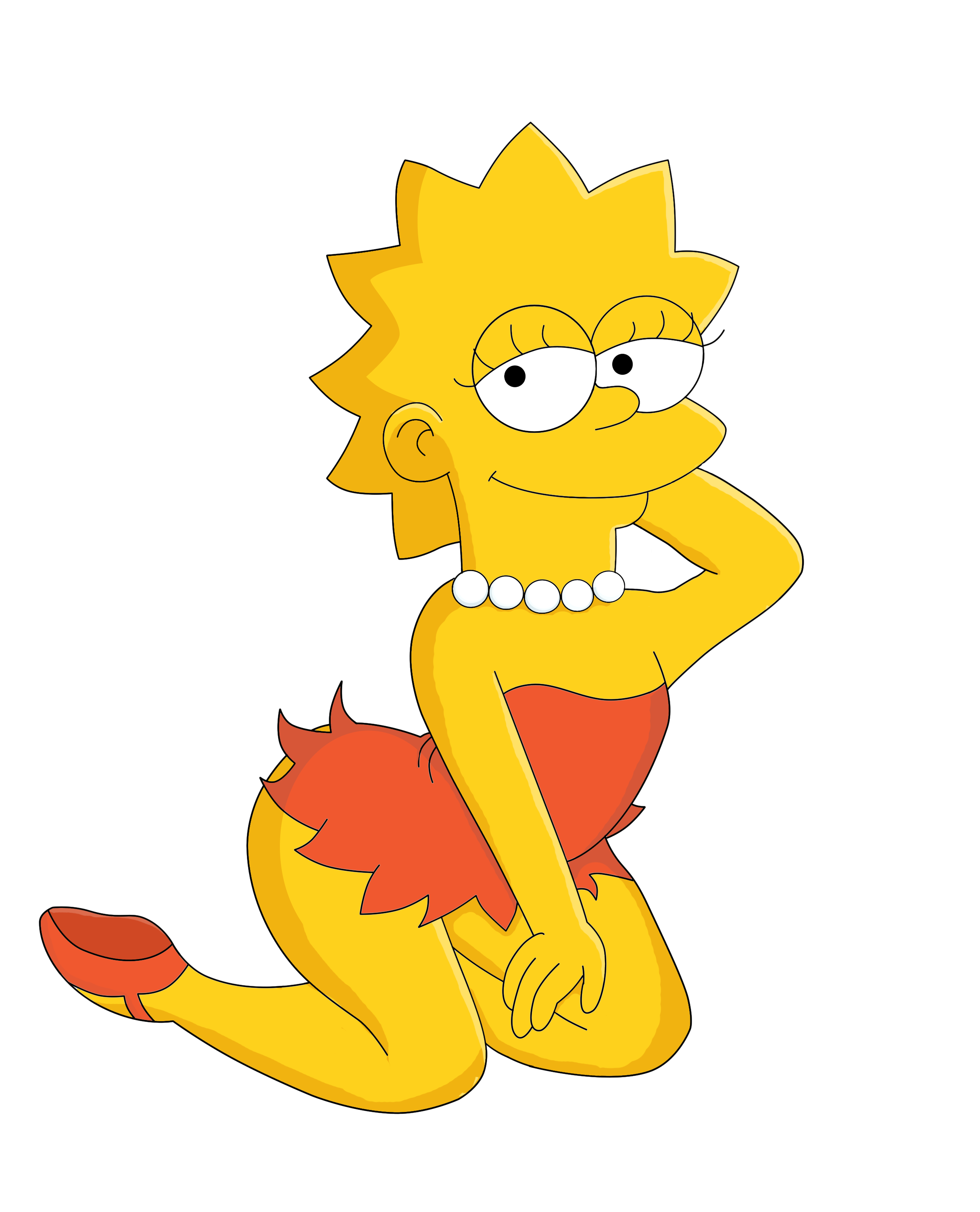 Lisa simpson naked pic hardcore thumbs