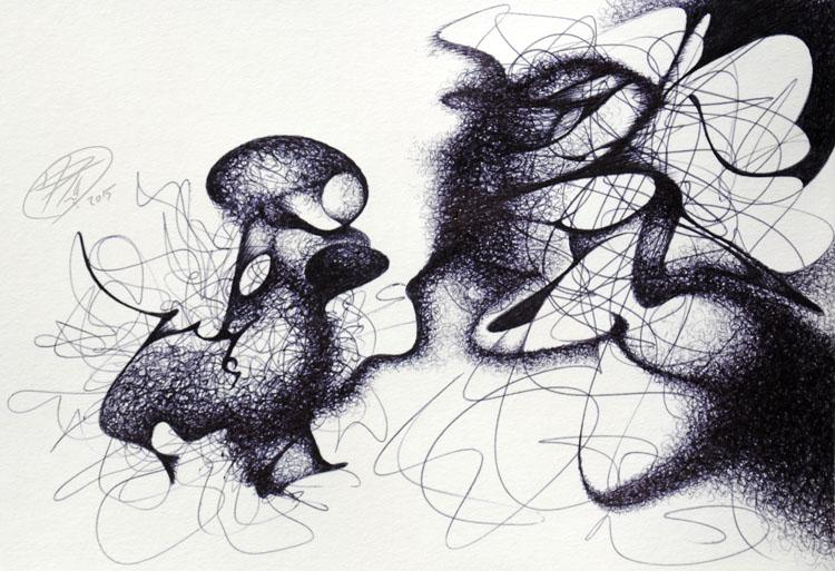 Woven Chaos by Jade-Kitten