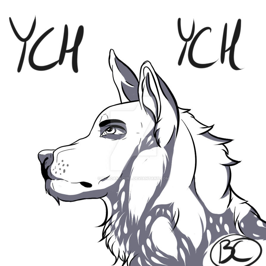 YCH OPEN (Unlimited Slots) by BandanaCurl