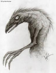 Dark Creature by Hyroar