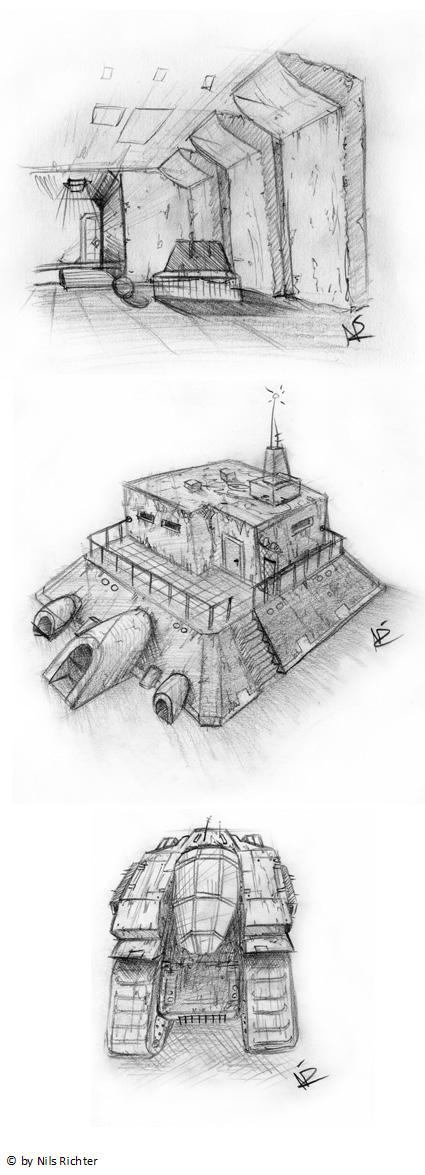 Industrial Thoughts by Hyroar