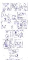 comics of DREAMS by muura