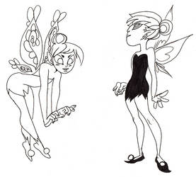 tinkerbell by muura
