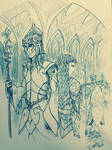 Thingol and Finrod