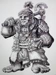 Islander  Dwarf (Warhammer 9th age  )