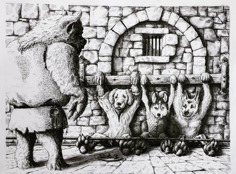 Dungeon's and Doggie's
