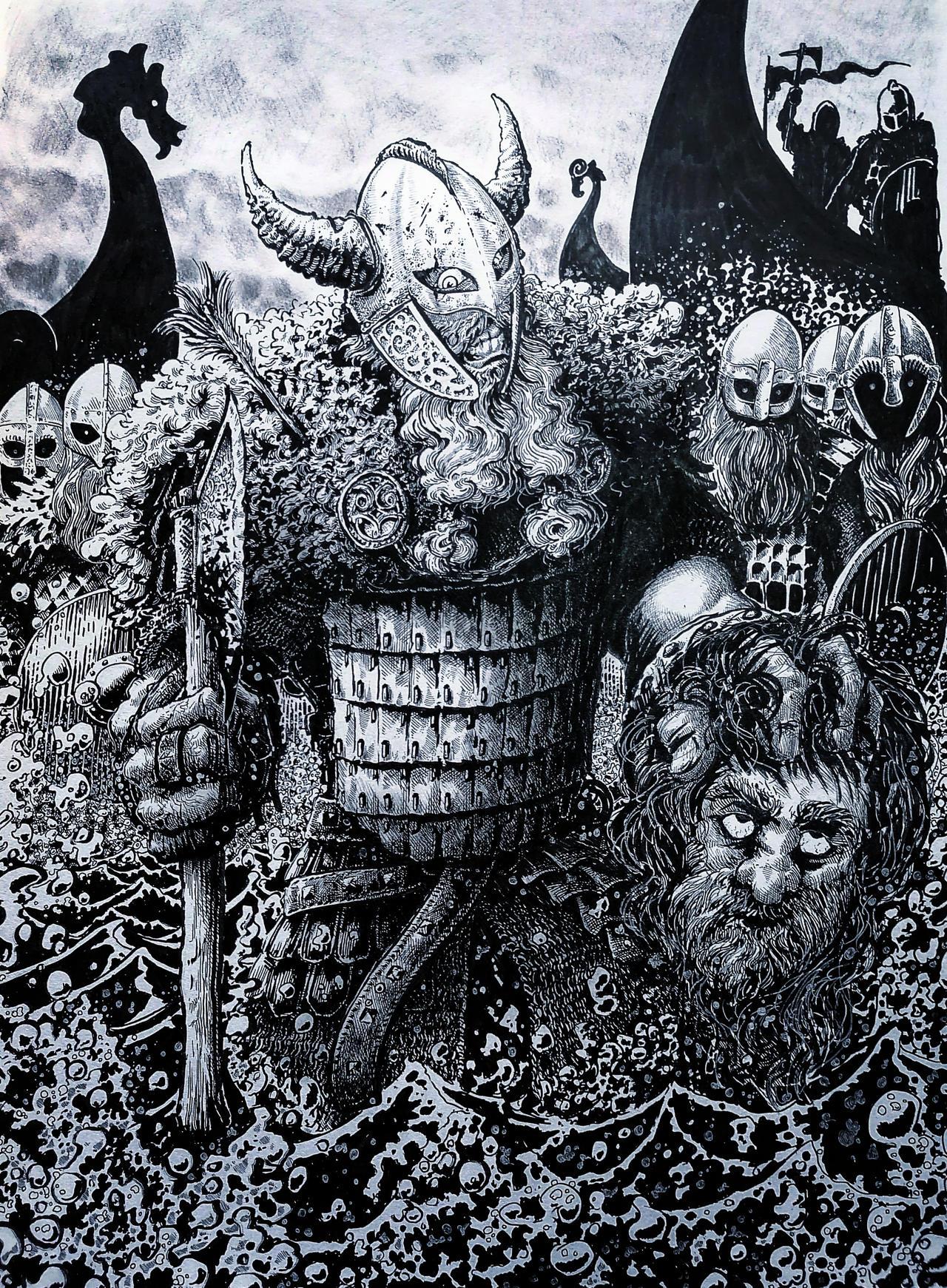 Viking Raid.
