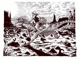 Dino Rider.
