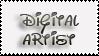 Digital Artist Stamp by S-Matthews