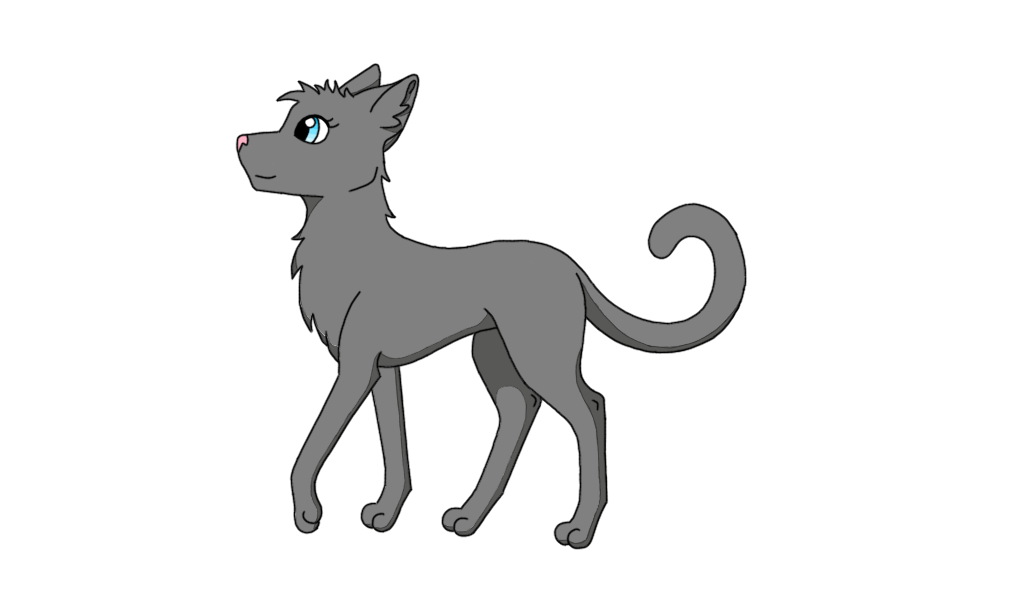 Cinderpelt contest prize by G0warri0rfans
