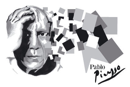 Pablo Picasso by AmUkYa