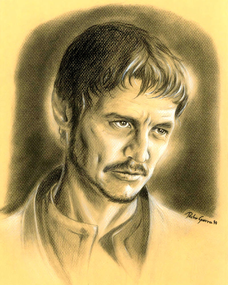 Oberyn Martell (Pedro Pascal) GoT by peter-san