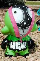 Munny in Disguise by RevDev
