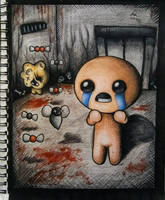 Binding of Isaac by Darkledge