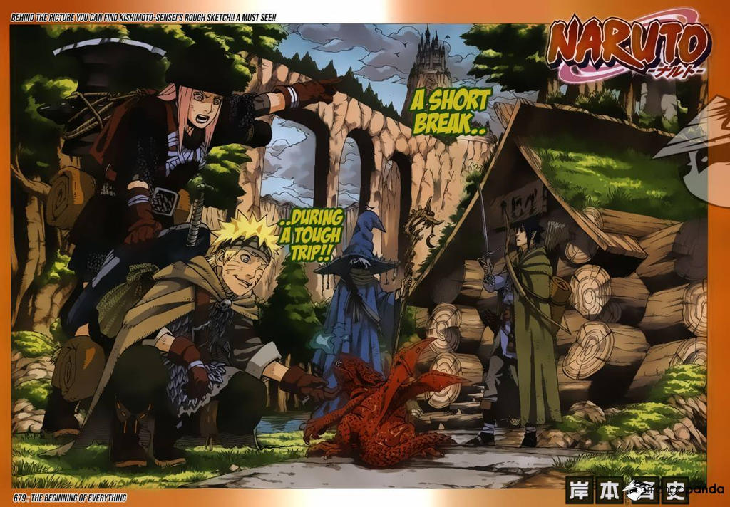 Naruto Fic Ideas, Discussions, & Recommendations #7 | Page