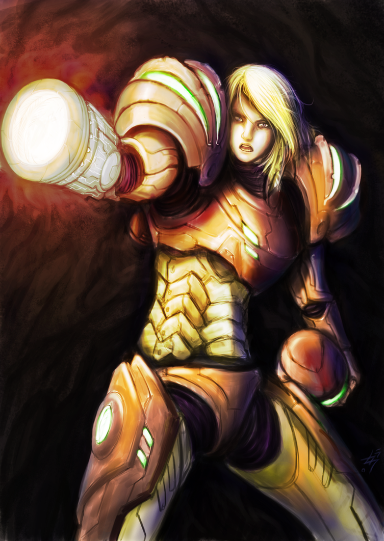 Samus 2010 by DavidStrife