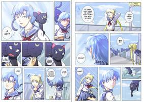 Sailor Moon CS - ch2 p13-14 by Kibate