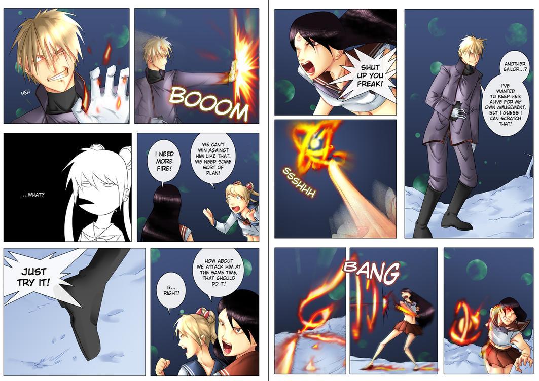 Sailor Moon CS - ch3 p25-26 by Kibate