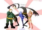 willy wonka - superheros