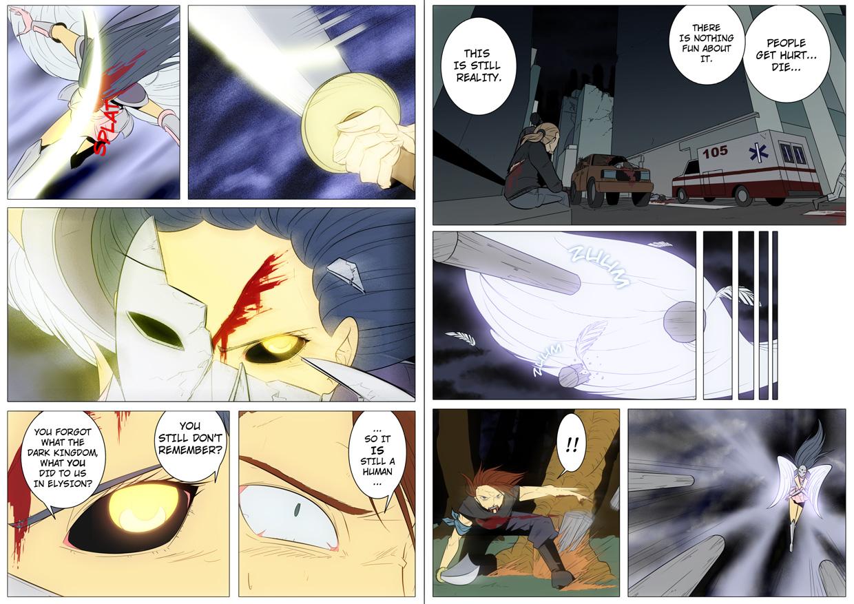 Sailor Moon CS - ch8 p19-20 by Kibate