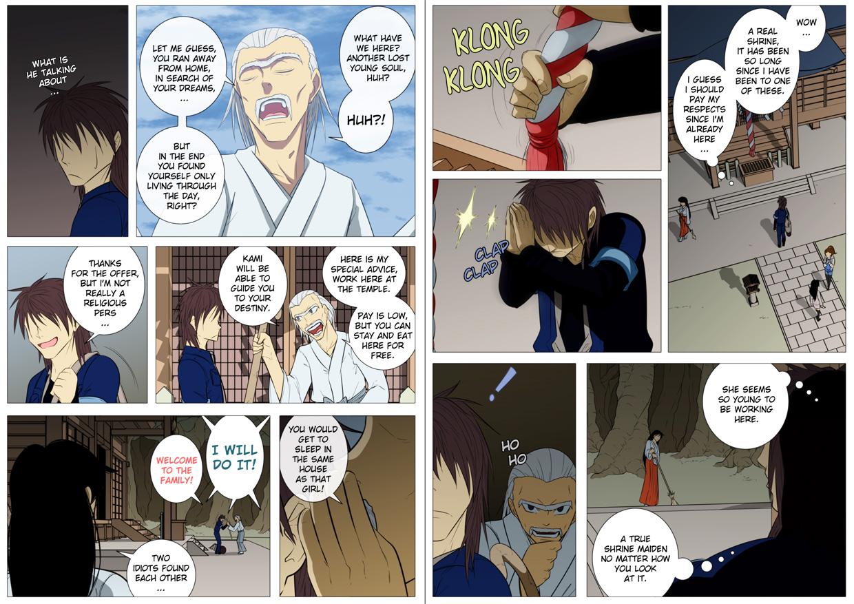 Sailor Moon CS - ch9 p11-12 by Kibate