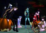 Sailor Moon CS - Halloween 2013