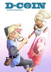 Manga: D-Coin(pilot) Cover