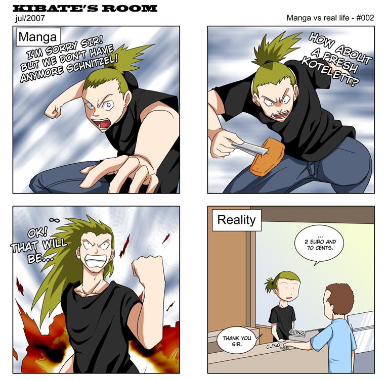 Kibate's Room 002 - Manga by Kibate