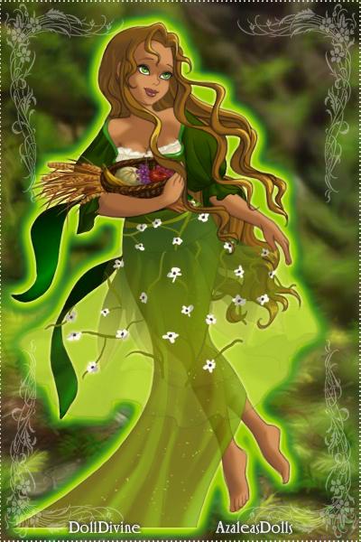 Demeter: Goddess of Agriculture by pjohootkc on DeviantArt
