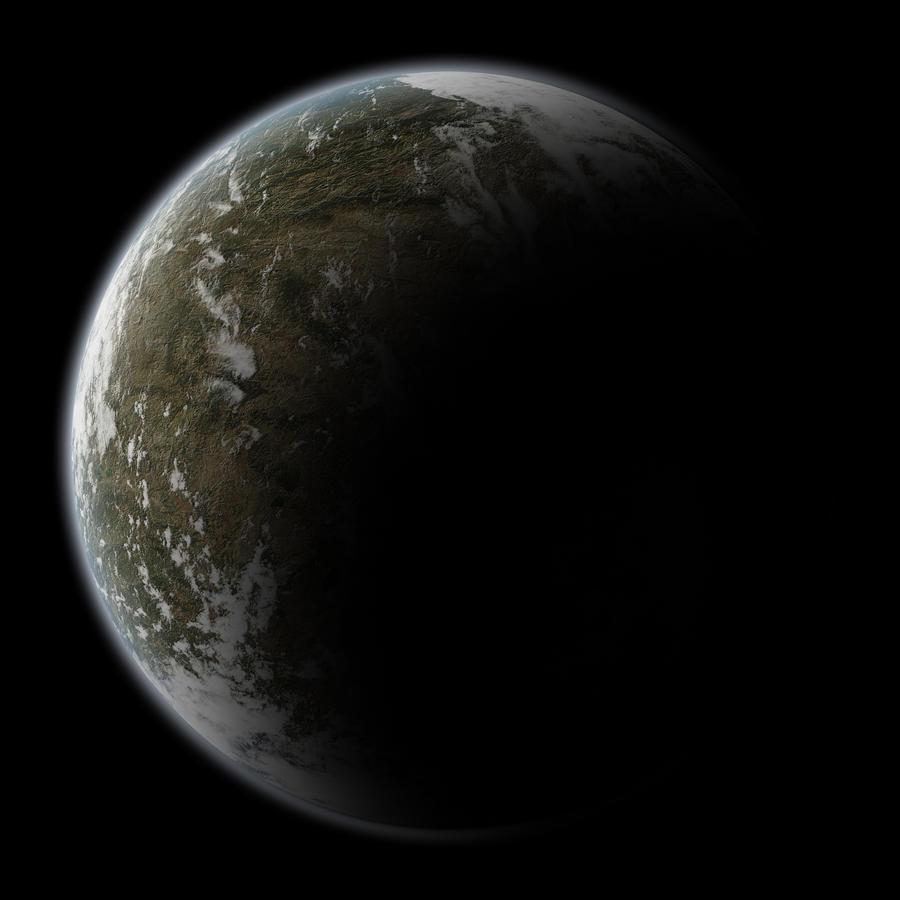 Rocky Planet by StAugustus on deviantART