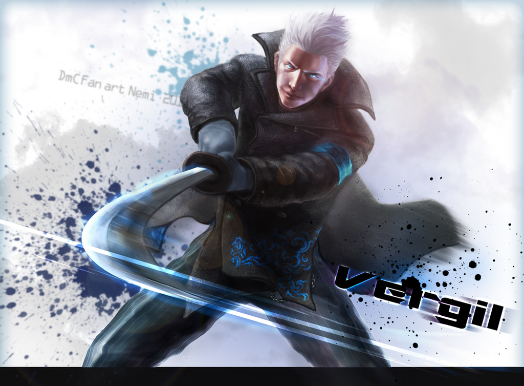 Vergil_DmC by ebonykkk