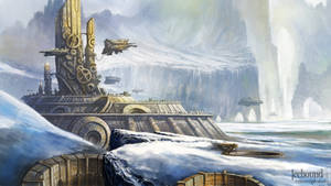Icebound - Capital of Sanctum
