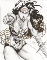Wonder Woman by FreddieEWilliamsii