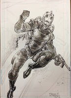 The Rocketeer by FreddieEWilliamsii