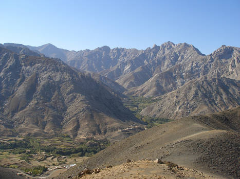 Obdara Valley Overlook