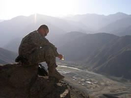 High Tea in Panjshir