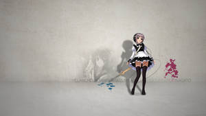 Yuki Nagato +Wallpaper by asianlucas