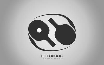 Batarang +Logo Design by asianlucas