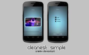 Cleanest Simple by xNiikk