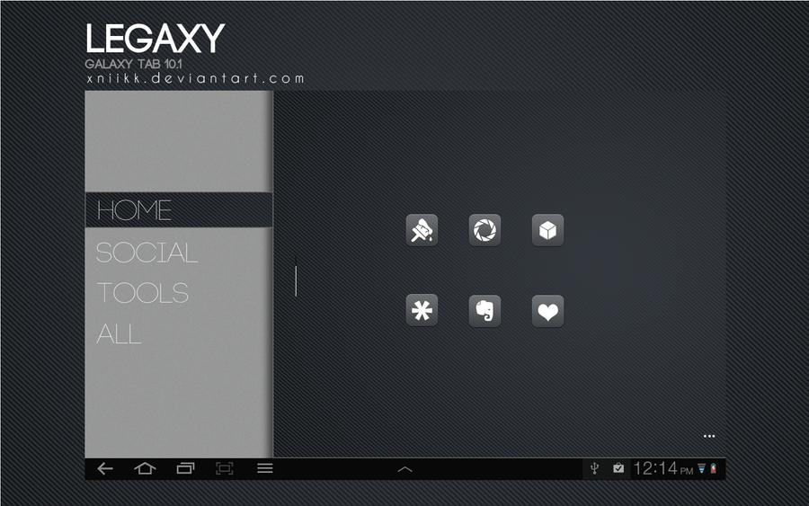 LEGAXY by xNiikk