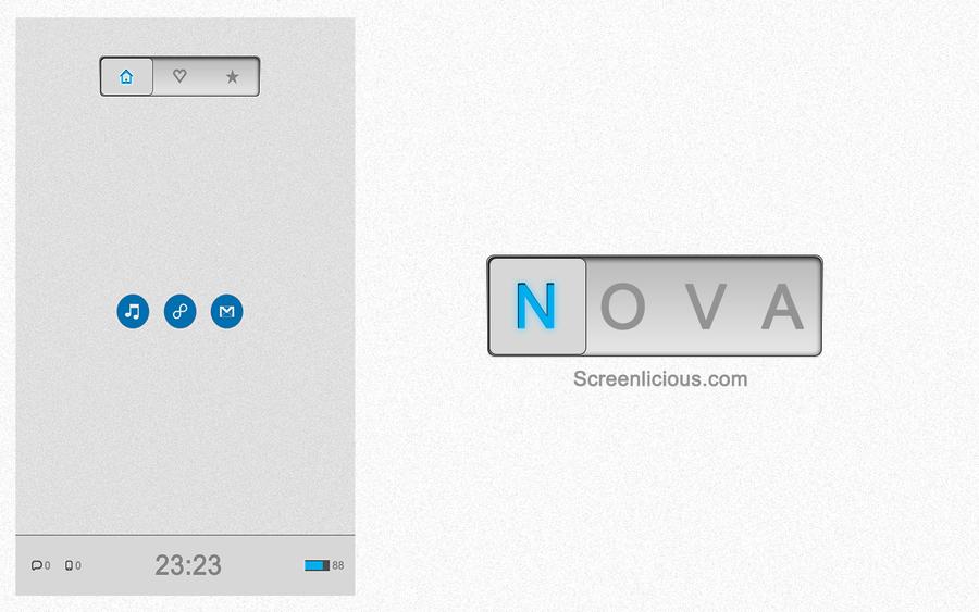 NOVA by xNiikk