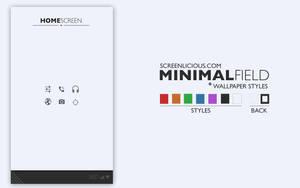 MINIMALFIELD by xNiikk