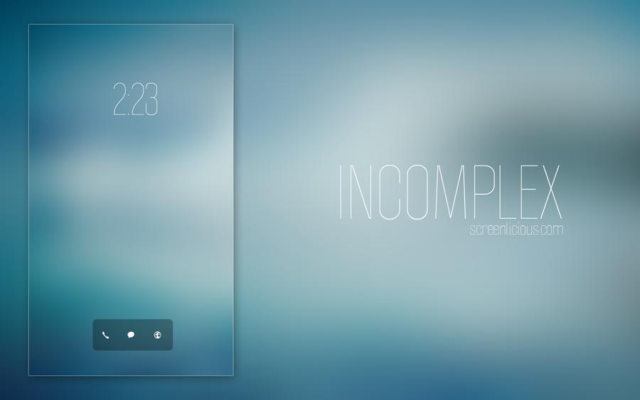 INCOMPLEX. by xNiikk