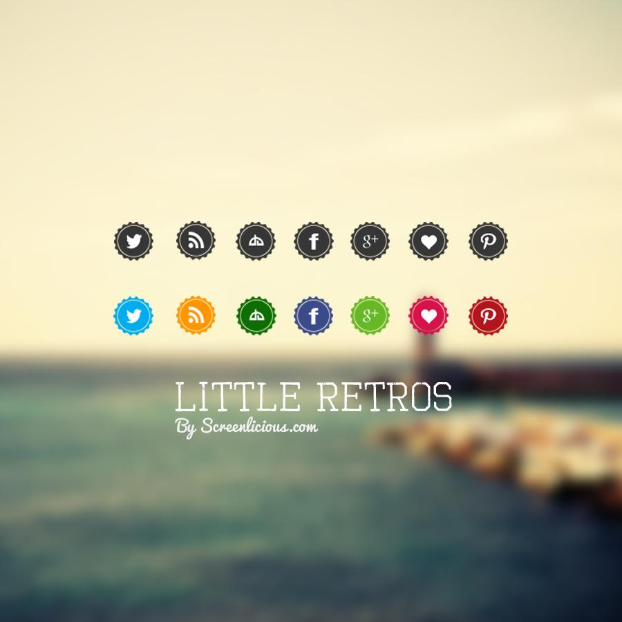 Little Retros by xNiikk