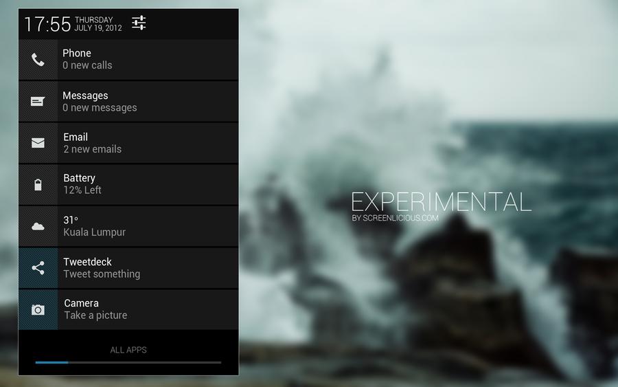 EXPERIMENTAL. by xNiikk