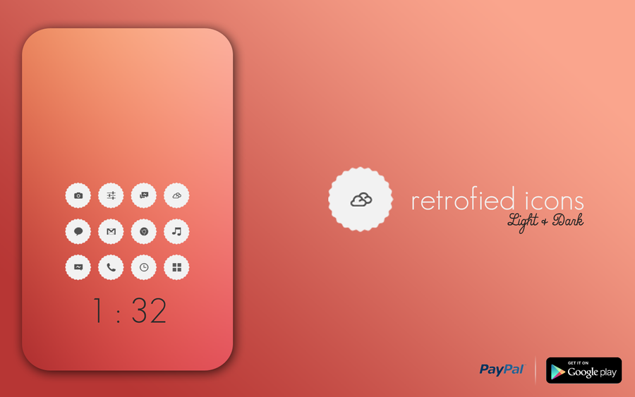 Retrofied Icons by xNiikk
