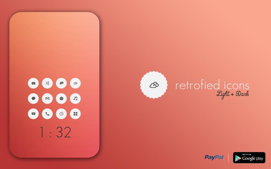 Retrofied Icons by xNiikk
