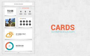 CARDS. by xNiikk