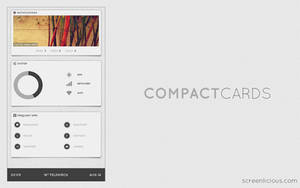 Compact cards by xNiikk