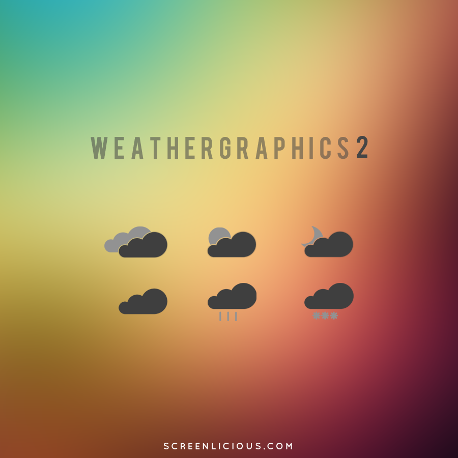 Weather Graphics 2 by xNiikk